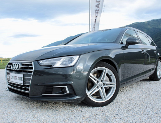 Audi A4 Avant 2,0 TDI quattro Sport S-tronic S-Line Virtual Cockpit uvm.. bei cartrade in