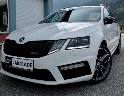 Skoda Octavia Combi RS 2,0 TDI DSG bei cartrade in