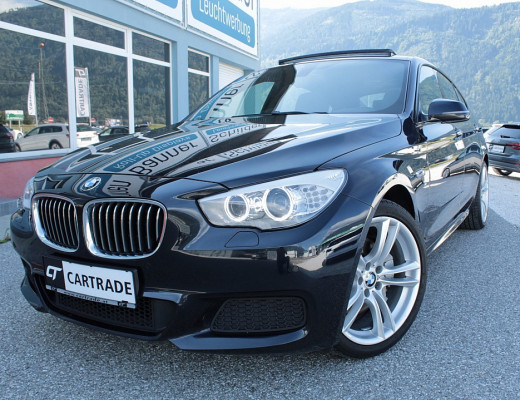 BMW 530d xDrive Gran Turismo Aut. M-Paket bei cartrade in