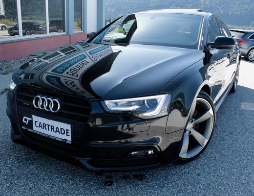 Audi A5 SB 3,0 TDI quattro S-tronic 3x S-LIne bei cartrade in