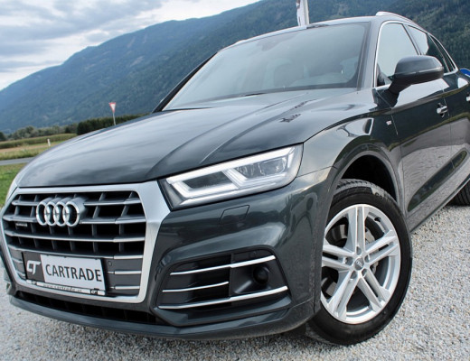 Audi Q5 2,0 TDI quattro sport S-tronic S-Line Virtual Cockpit uvm.. bei cartrade in