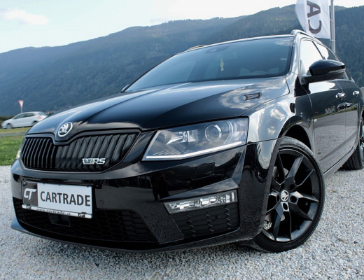 Skoda Octavia Combi RS 2,0 TDI 4×4 DSG bei cartrade in