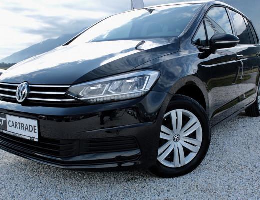 VW Touran 1,6 SCR TDI 7 Sitzer LED uvm.. bei cartrade in