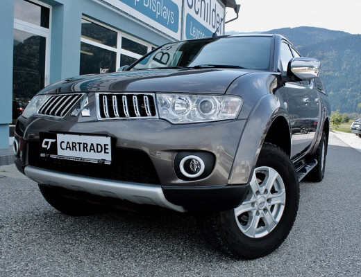 Mitsubishi Pajero Pick up Intense Double Cab 4WD 2,5 DID bei cartrade in