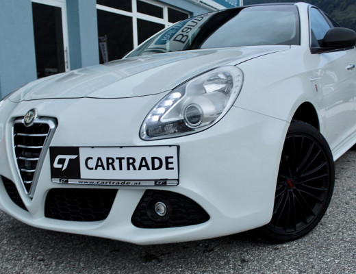 Alfa Romeo Giulietta 1,4 TB Distinctive bei cartrade in